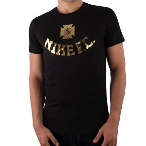 Tshirt Nike F C Black nike sportswear nike f c selecao t shirt black