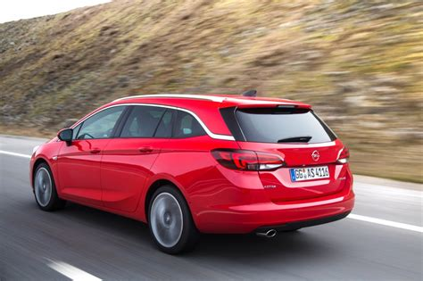Opel Astra Sport Tourer by 2016 Opel Astra Sports Tourer Better Than Vw Golf