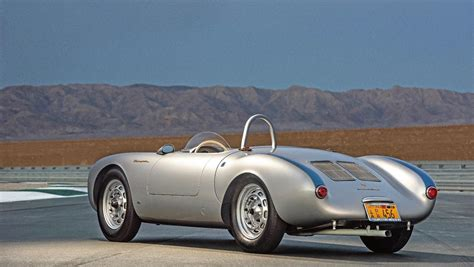 porsche spyder james unforgotten