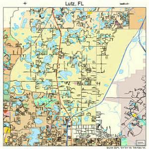 lutz florida map 1241775