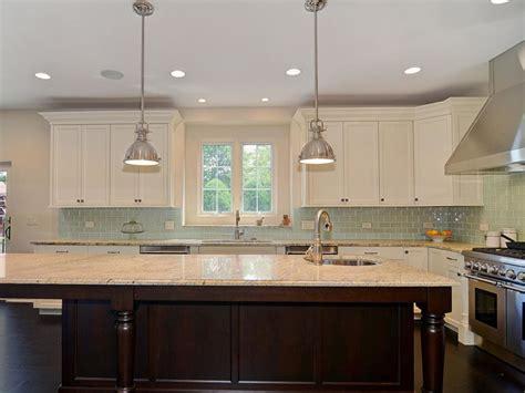 kitchen nice sea glass backsplash to protect your kitchen