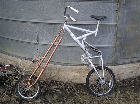 the craziest home made bike mods wired