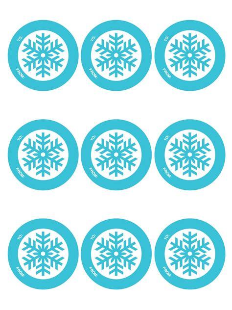 printable snowflake tags download holiday gift tags from hgtv magazine hgtv