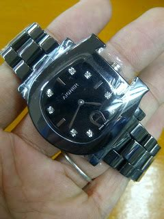 Jam Tangan Wanita Aigner Bari A007 Leather D jam tangan aigner genua keramik