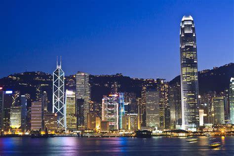 hong kong  worlds top travel destination scene asia wsj
