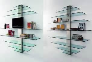 photos glass shelf ideas for living room artistic