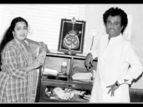 Rajinikanth   Latha Wedding Anniversary   Rare Pictures