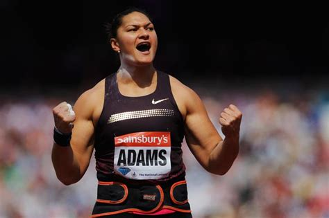 putter shot valerie adams new zealand adams family values spikes powered by iaaf