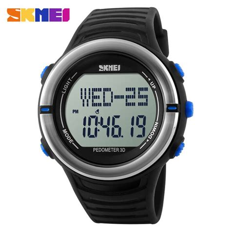 Best Seller Skmei Jam Tangan Pria Wanita Water Resistant 50m skmei jam tangan digital pria dg1111hr black blue jakartanotebook