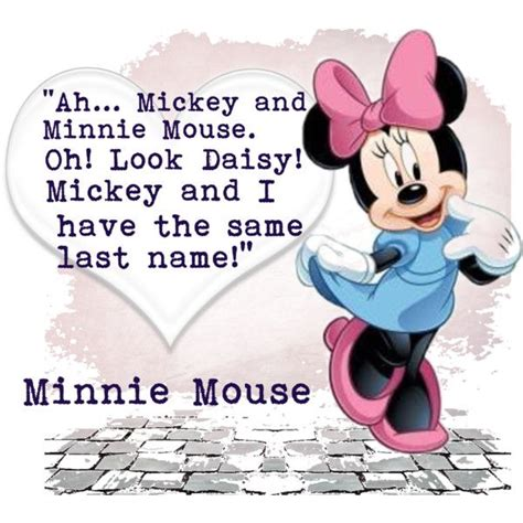 Minnie Mouse Birthday Quotes Minnie Mouse Quotes Quotesgram