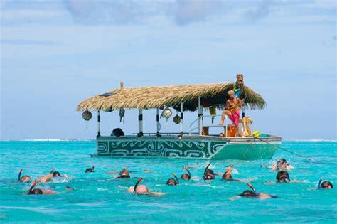 boat cruise rarotonga koka lagoon cruise muri lagoon rarotonga cook islands