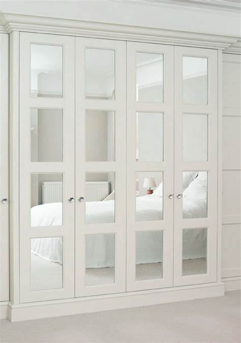 Wardrobe Closet Wardrobe Closet With Mirrored Doors Bedroom Closets Doors
