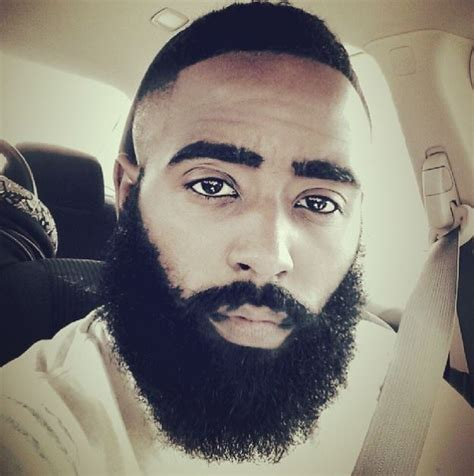 Black Men Wear Real Full Beard Remy Hair | in honor of movember 11 fine men with bangin beards on