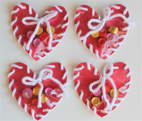 Paper Craft Valentines - paper crafts ye craft ideas