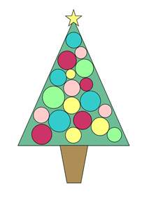free clipart n images free christmas tree clipart