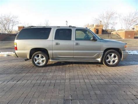 how to sell used cars 2003 gmc yukon windshield wipe control sell used 2003 gmc yukon xl denali in 969 n range line rd carmel indiana united states for