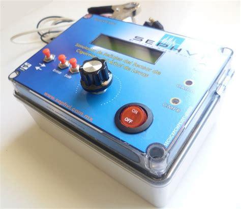 simulador es de prueba ecu simulador de sensores del ckp y cmp para la prueba de ecu