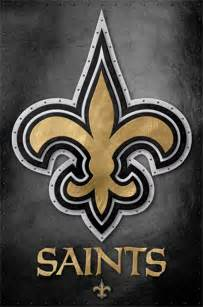 new orleans saints colors new orleans saints logo 13 wall poster