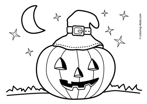 Printable Jack O Lantern Coloring Sheets | happy jack o lantern patterns coloring home