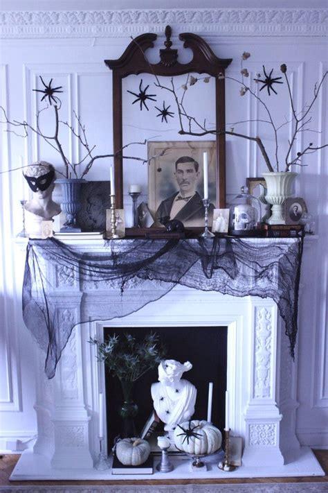 spooky home decor vintage spooky chic halloween decor pre war apartment