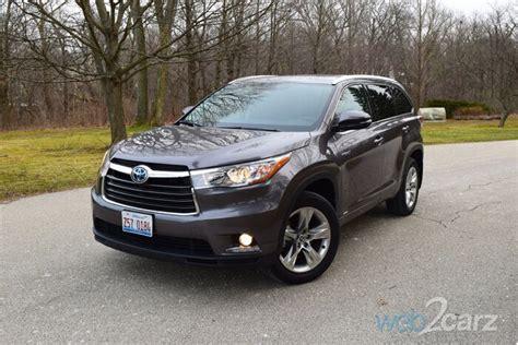 Toyota Highlander Sales Figures Highlander Hybrid Sales Figures Autos Post