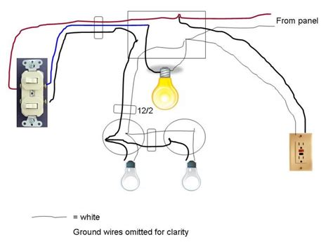 wiring diagram for bathroom wiring diagram midoriva