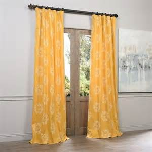 Mustard Colored Curtains Inspiration Sale