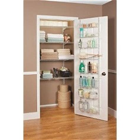 Closetmaid Door Storage Rack by 84 Best Images About House Stuff Bathroom On Small Bathroom Storage Hooks And