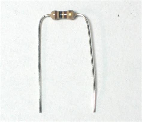 brown black gold resistor drawdio kit soldering the kit