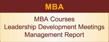 Mba Credits For Work Experience by International Management Program Mba Courses Zebs