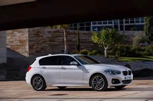 bmw cars news facelifted 2015 bmw 1 series unwrapped
