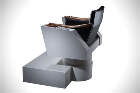 Trek Captains Chair by Trek Captains Chair No Cd