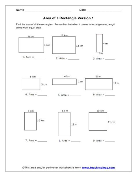 perimeter and area worksheets ks3 7th grade area and perimeter worksheets standards met geometric shapes and area school