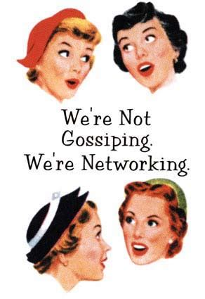 Gossipy Goodness by Empaths Gossip Rumors Empathic Perspectives