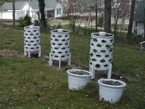 How To Make A Barrel Planter by Half Pint Homestead Garden Barrel Construction