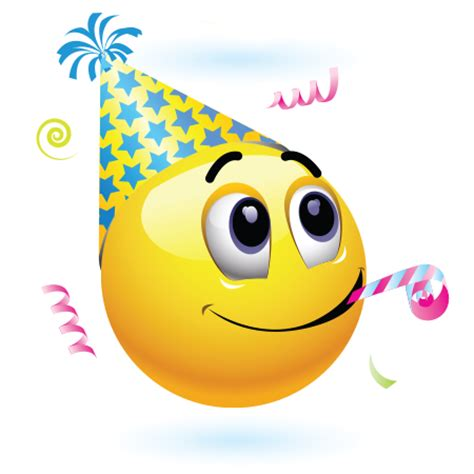 birthday celebration symbols emoticons
