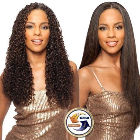can i perm remey rain wet and wavy long deep 4pcs 1 jet black shake n go milkyway saga