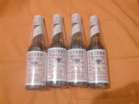 Minyak Tawon Putih Makassar jual paket 4 minyak gosok cap tawon tutup putih