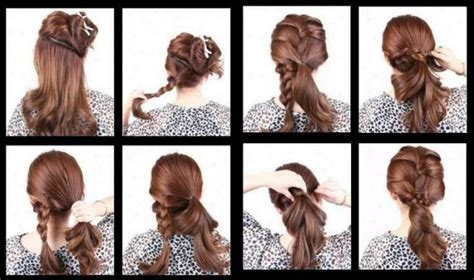 hairstyle design step by step dailymotion 15 simple step by step hairstyles