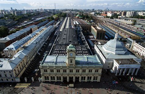 moscow train station st petersburg moscow how russia s first railroad