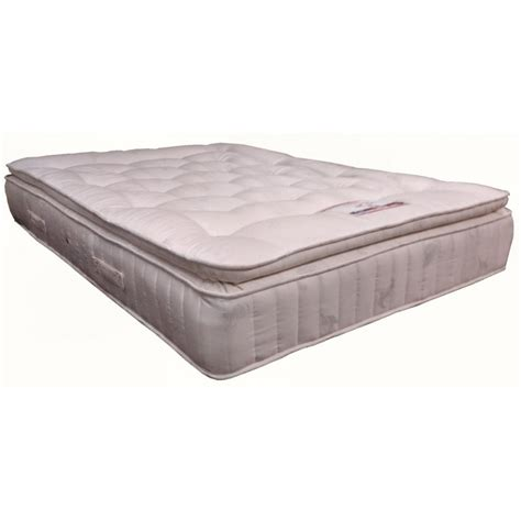 bed pillow top sleepzone pillow top mattress