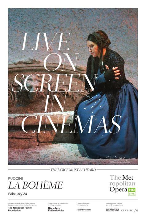 michael fabiano che gelida manina met opera 2018 la boheme book tickets at cineworld cinemas