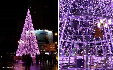 iluminacion navideña bogota 2018 luces de navidad madrid 2014 espacio madrid