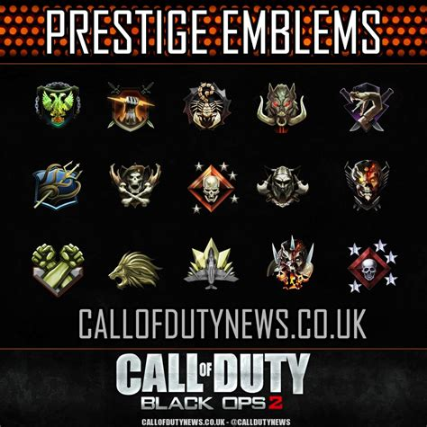 call of duty black ops 2 prestige call of duty mw3 prestige emblems www imgkid com the