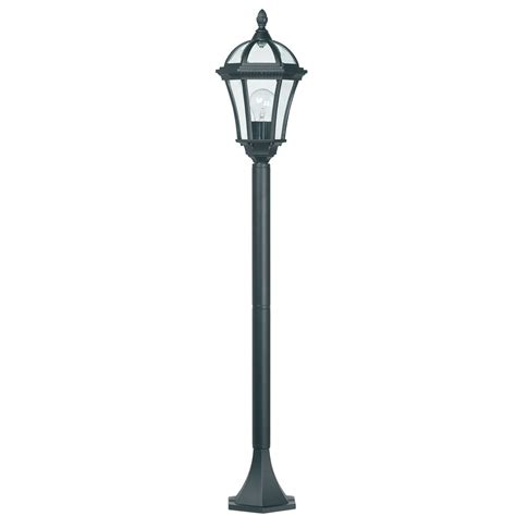 Outdoor Lighting Posts Endon Yg 3504 1 Light Matt Black Outdoor Post