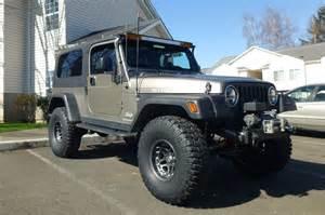 Jeep Lj Jeep Wrangler Rubicon Unlimited Lj Rockrails