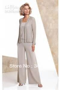 mother of the bride pant suits fashion with jacket evening