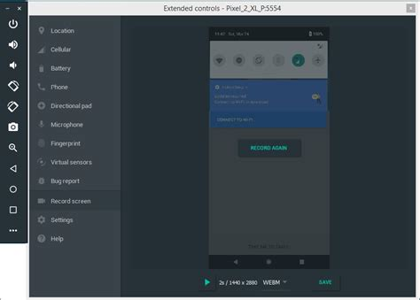 record screen android how to record screen with android studio stack overflow