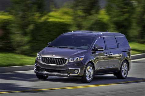 Used Kia Sedona 2015 2015 Kia Sedona Pictures Photos Gallery Motorauthority
