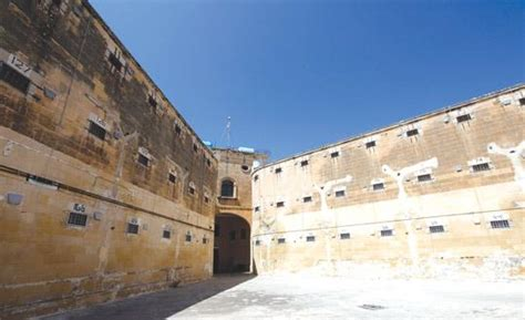 A Prisoner In Malta unpublished reports may hold prison conditions